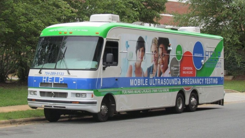 HOPE, H.E.L.P. Team Up to Bring Mobile Ultrasound to More North Carolina Women