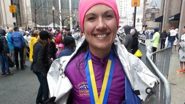 Jen Titus has participated in endurance runs, half-marathons, and marathons, including the Boston Marathon in 2015. This year, she adds another race to her repertoire—a 5k for a pregnancy help center.