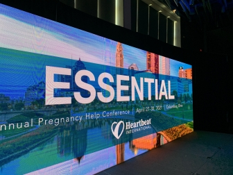 "In-depth education kicks off ""Essential"" in-person pregnancy help conference"