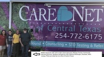 What are you afraid of? Pregnancy center helps women overcome fear