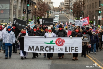The 2021 March for Life – disparate, somber - still crucial