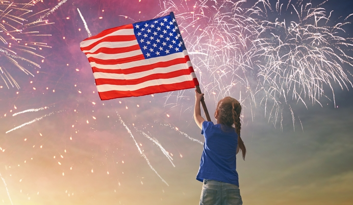 Independence Day and Celebrating . . . Life