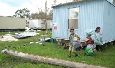"In Florida, Low-Income Area ""Just Like Matchsticks"" in Recent Hurricane"