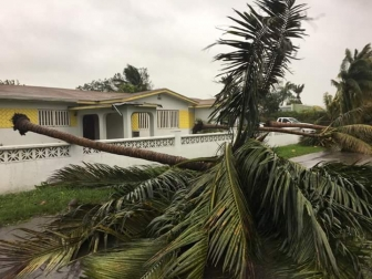 Hurricane Matthew is the most devastating storm to hit the Bahamas in recent memory.