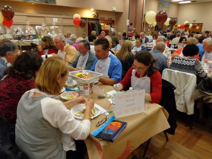 Manteca Center Reaching Community with Crab Feed