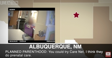 "No wonder the abortion giant's Albuquerque staff referred her patient elsewhere. ""Parenthood"" is not part of the ""Plan."""