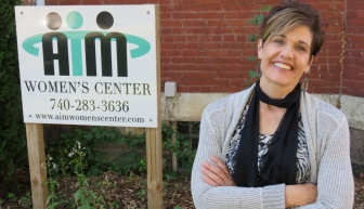 Victoria Fallon chose life for her daughter 30 years ago thanks to AIM. Now, she serves as the organization's director.
