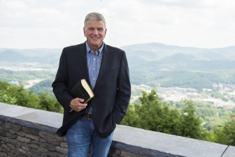 Evangelist and missionary Franklin Graham