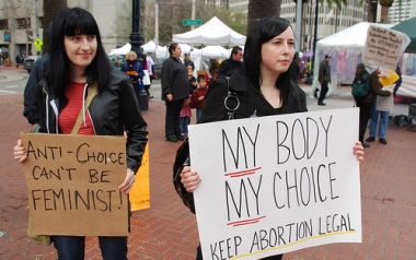 The old euphemisms just aren't holding up, and there's no candid way to defend an idea as ugly as abortion.