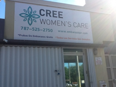 Cree Women's Center, the first pro-life pregnancy center in Puerto Rico, serves women in the shadow of six abortion clinics.