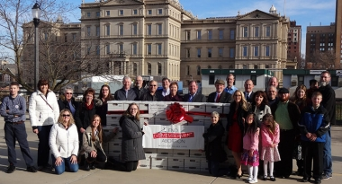 Michigan pro-life groups submit hundreds of thousands of signatures in support of dismemberment abortion ban