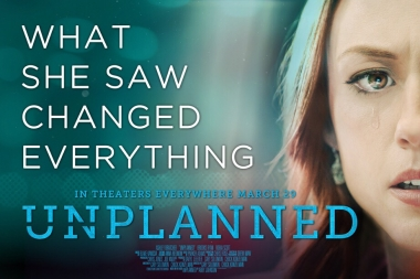 Unplanned opens in theaters nationwide today.