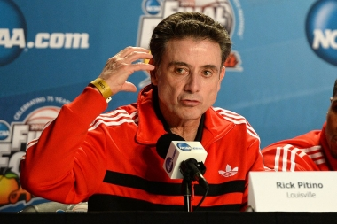 Abortion is a man's way out. Just ask former Louisville basketball coach Rick Pitino.