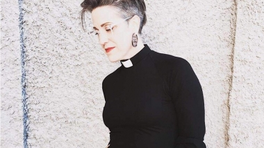 Edgy feminist pastor Nadia Bolz-Weber recently asked women to send her their purity rings for her to melt as a rejection of Church teaching.