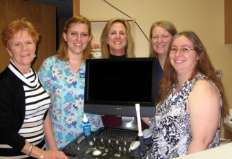 True Care Women's Resource Center Welcomes New 3-D Ultrasound Machine