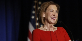 Carly Fiorina Taps into Our Mission