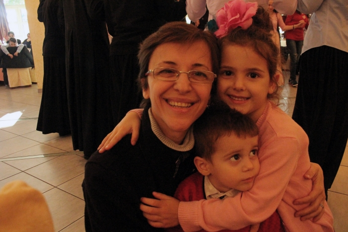 Maria Katerina began her life-saving counseling ministry in Albania by praying at an abortion-providing hospital.