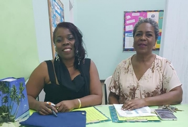 Penny Butler and Deidre Clark volunteer with GodParent Center raise awareness, bring help to secretive abortions in the Bahamas.