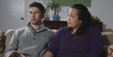 One couple shares their experience with Be Not Afraid in a promotional video on the organization's website.