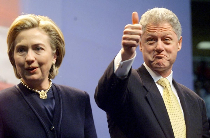 Two Elections, Two Clintons, and One Message for Pro-Lifers