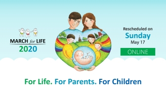 Romania and the Republic of Moldova to hold March for Life 2020 online May 17