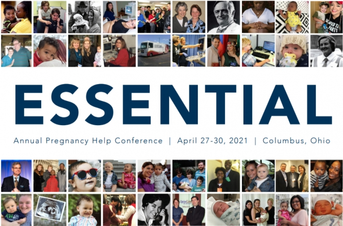 """Excited"" for how the Lord will work through Conference, movement - ""Essential"" pregnancy help event convenes"
