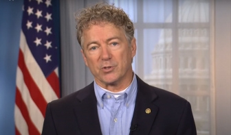 Rand Paul announces two pro-life bills