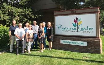 The Resource Center in Greeley, CO, continues to save lives and serve women