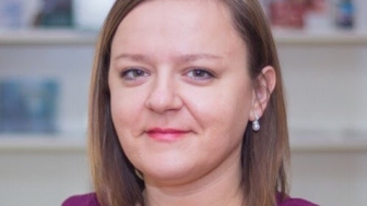 Anita Jovanovic, co-founder of Choose Life Croatia, the nation's first pregnancy help ministry