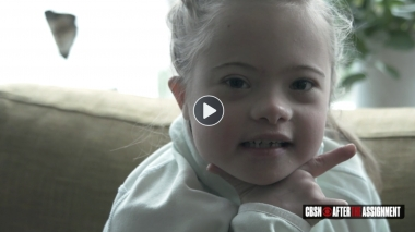 "HEARTBEAT PRESIDENT: ""Down syndrome is not a death sentence"""