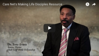 "Care Net Launches ""Making Life Disciples"" Curriculum to Equip Churches"