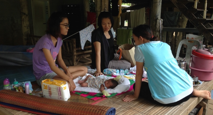 Thailand's The Light Center is a year into its mission of serving women and families with life-affirming help.