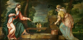 Paolo Veronese - Christ and the Samaritan Woman at the Well