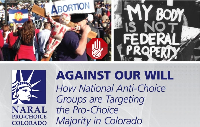 Hilarious NARAL Report: CPCs target women with unplanned pregnancies considering abortion.