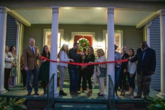 The Opelousas Pregnancy Center held it's grand opening in January