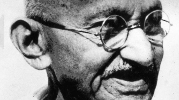 Through nonviolent civil disobedience, Mahatma Gandhi led India to independence and inspired movements for civil rights around the world.