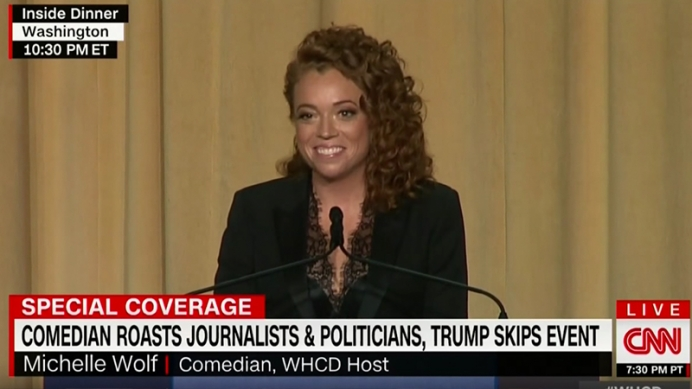 Michelle Wolf, Abortion, and Us