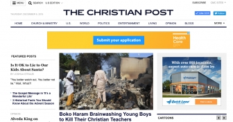 Hobbs at Christian Post: Roe, Obergerfell Cases Stand or Fall Together