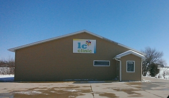 Lc Clinic expanded into a new location, purchasing a building had belonged to Planned Parenthood.