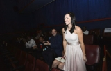 Actress Ashley Bratcher at the Jamaica premiere of Unplanned