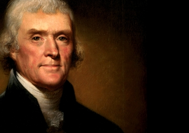 """The care of human life and happiness, and not their destruction, is the first and only legitimate object of good government."" -Thomas Jefferson"